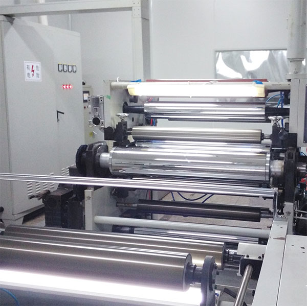 Application of laser anti-counterfeit printing