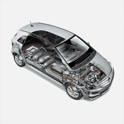 氢燃料电池膜电极复合设备