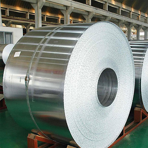 New continuous annealing process and equipment for aluminum plate