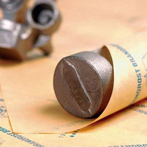 电磁加热辊之防锈包装材料烘干