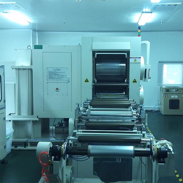 鋰電池隔膜生產