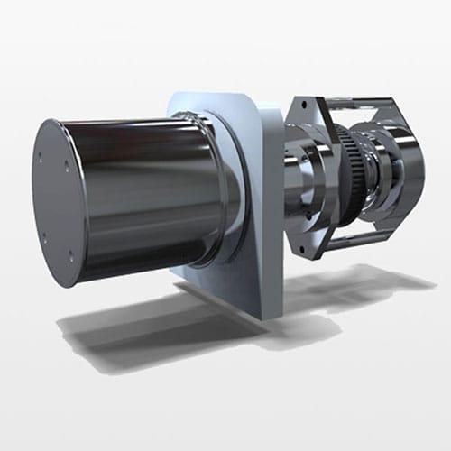 Guide roller電磁加熱輪