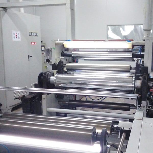 电磁加热模压辊在激光防伪印刷的应用