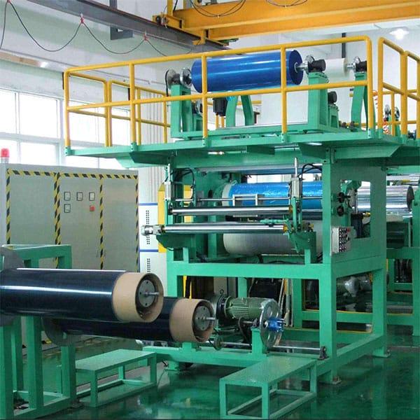 電磁加熱輥在熱固性、熱塑性預浸料生產
