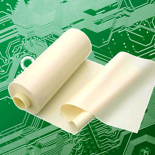 5G high frequency copper clad laminate special LCP film integrated production technology solution