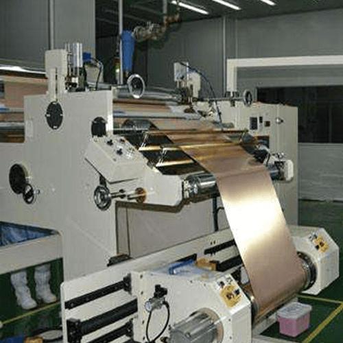 LCP基覆铜板生产
