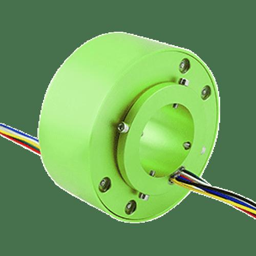 联净电磁感应加热辊专用导电滑环(en)