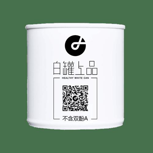 覆膜铁白罐