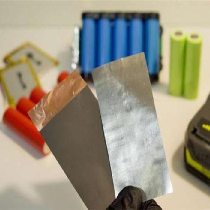 锂电锂负极集流体复合材料---锂铜复合带制作方案(en)