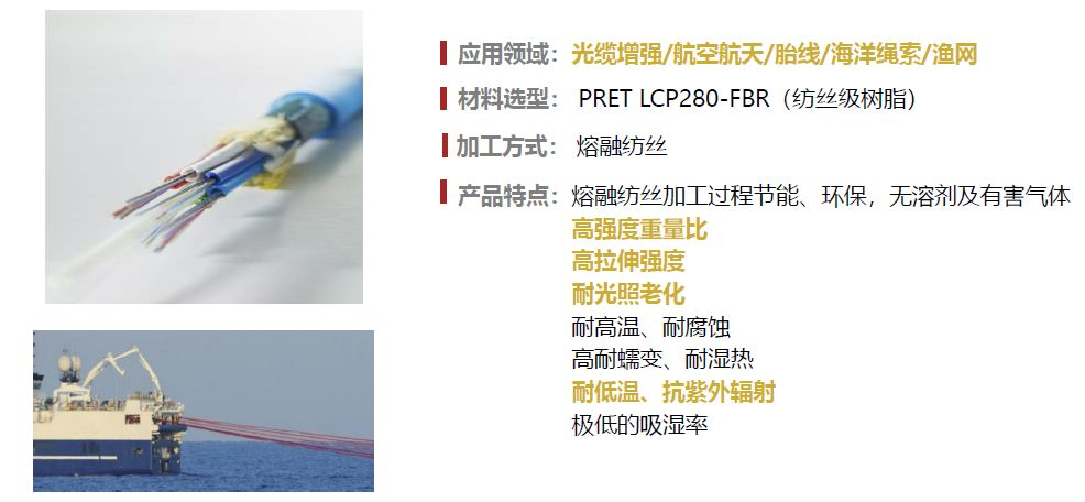 液晶高分子聚合物(LCP)在航空航天中的應用